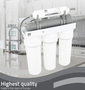 Обратный осмос Platinum Wasser ULTRA5