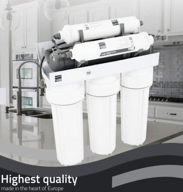 Обратный осмос Platinum Wasser ULTRA6