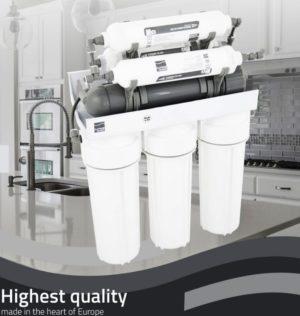 Обратный осмос Platinum Wasser ULTRA7