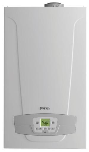 Котел конденсационный Baxi Luna Duo-Tec MP 1.110
