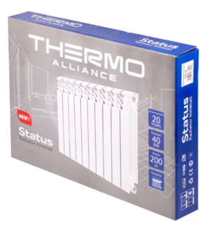 Радиатор биметаллический Thermo Alliance Status 500/100