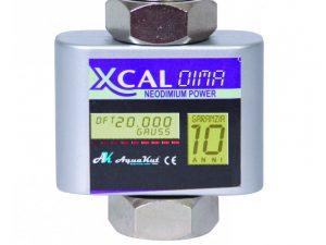 Магнитный смягчитель воды XCAL DIMA 3/4″. 20.000 Gauss 1000 Lt/h