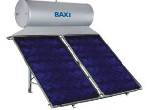 Солнечная система  STS 300 л на плоскую крышу