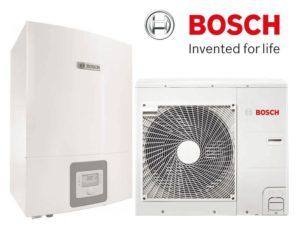 Тепловой насос «воздух-вода» Bosch Compress 3000 AWBS 8 сплит система