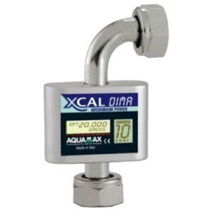 Магнитный смягчитель воды XCAL DIMA L 1/2″. 20.000 Gauss 800 Lt/h (угловой)