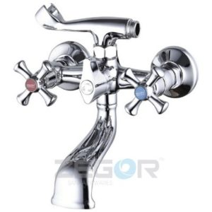 Смеситель для ванны ZEGOR DAK-A856(142)
