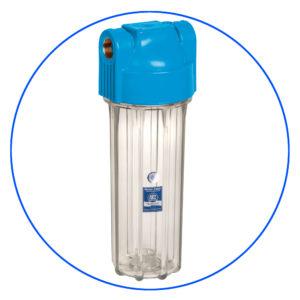 Корпус фильтра двухэлементный Aquafilter FHPR34-HP-S
