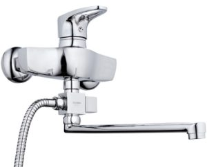 Смеситель для ванны ZEGOR GKE-А-180