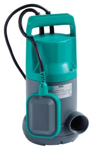 Дренажный насос Wilo INITIAL Waste 16-11