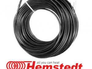 Тонкий двужильный нагревательный кабель Hemstedt DR