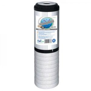 Картридж Aquafilter FCCA-STO (уголь из скорлупы кокосового ореха+гранулы полипропиленового волокна)