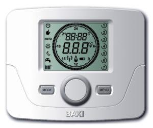 Термостат недельный, комнатный Platinum (беспроводной, модулируемый)