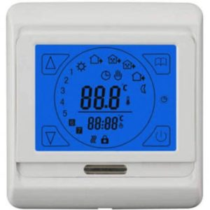 Регулятор температуры Menred In-Term E91 (программируемый-сенсорный)