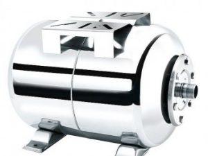 Гидроаккумулятор 100 л горизонтальный