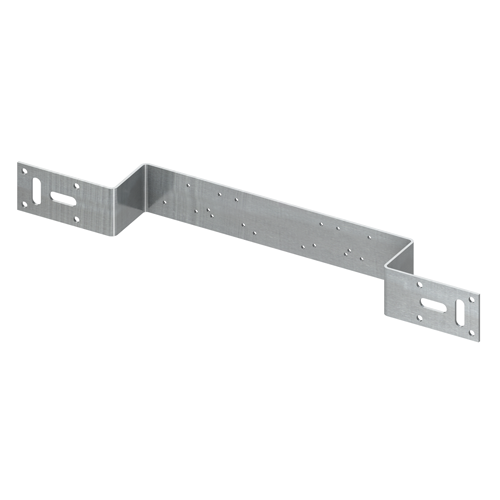 Монтажная пластина для двух настенных уголков
