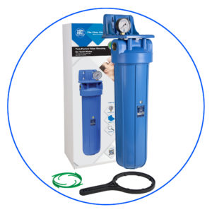 Корпус фильтра Big Blue Aquafilter FH20B1-В-WB