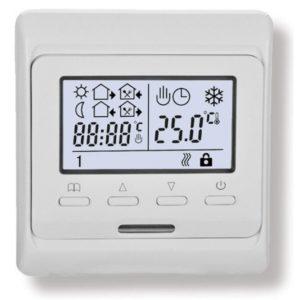 Регулятор температуры Menred In-Term E51 (программируемый)