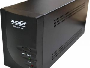 Источник бесперебойного питания RUCELF UPI-400-12-E