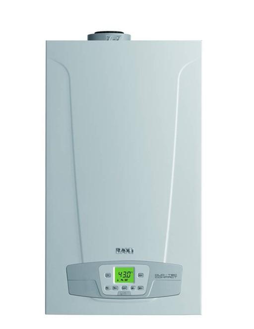 Котел конденсационный Baxi Duo-tec Compact 24 + GA