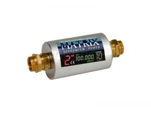 Магнитный смягчитель воды MATRIX 2″ 100.000 Gauss 18000 Lt/h