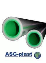 Труба PN 20 ППР ASG-Plast