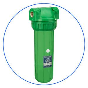 Корпус фильтра антибактериальный трехэлементный Aquafilter FHPR12-3S-AB