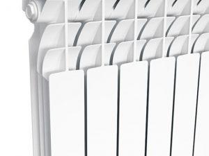 Радиатор алюминиевый ITALCLIMA VETORE 500/96