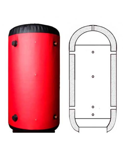 Теплоаккумулятор с теплоизоляцией FORWARD FT-00-500 L