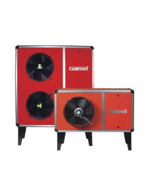 Тепловой насос «воздух-вода» Galmet AirMax 7 GT