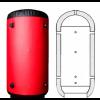 Теплоаккумулятор с теплоизоляцией FORWARD FT-00-700 L