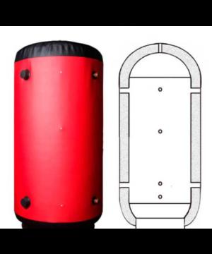 Теплоаккумулятор с теплоизоляцией FORWARD FT-00-1000 L