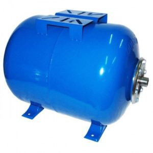 Гидроаккумулятор AquaSystem VAO 50 (горизонтальный)