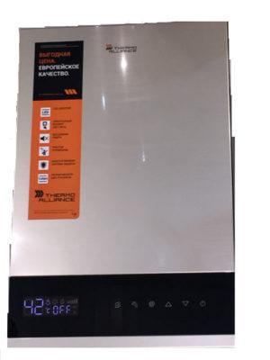 Газовая колонка Thermo Alliance JSG20-10ET18 10 л Silver
