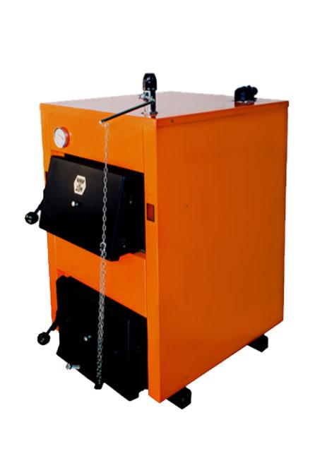 Котел твердотопливный DTM Standart 17 кВт
