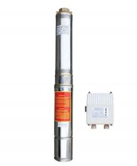 Насос скважинный OPTIMA 3.5SDm2/17 0.9 кВт 97м + пульт +кабель 15м