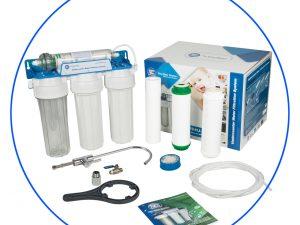 Четырехступенчатая система ультрафильтрации FP3-HJ-K1 Aquafilter