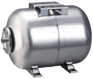 Гидроаккумулятор 24л нержавейка