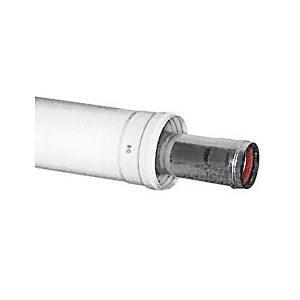 Коаксиальный удлинитель, длина 1000 мм, диам. 110/160, НТ
