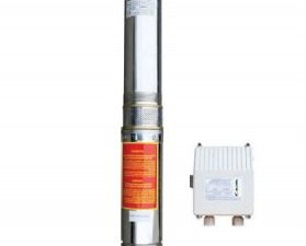 Насос скважинный  OPTIMA 3.5SDm2/14 0.8 кВт 79м + пульт +кабель 15м