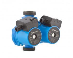 Циркуляционный насоссдвоенный IMP pumps GHND 32/70-180